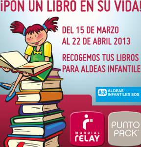 GRAN EXITO CAMPAA 8.000 LIBROS RECOGIDOS 